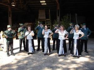 16.09.2007 Dorffest Neubokel - Hof Heuer