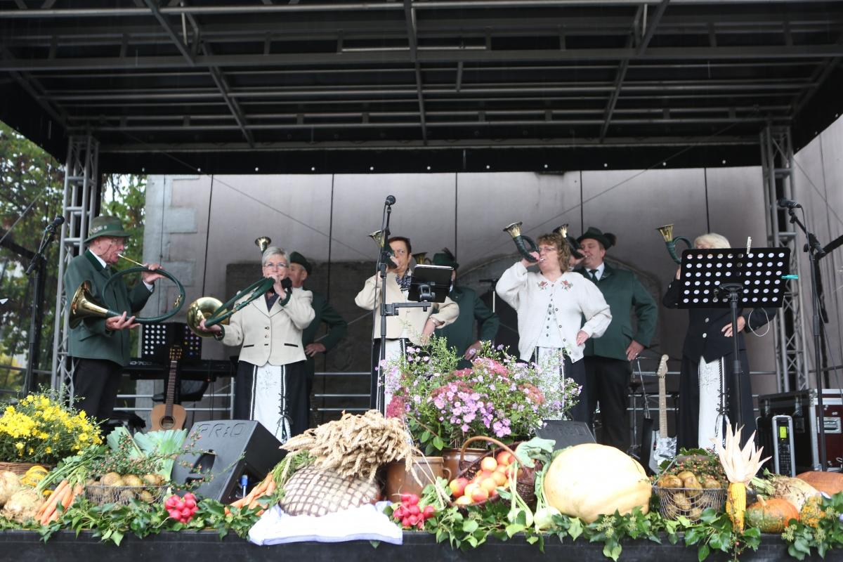 Erntedankfest Gifhorn 01.10.2016